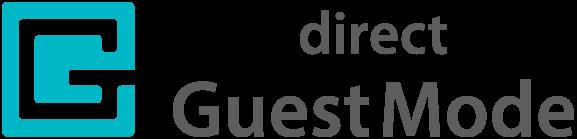ゲストモードロゴ