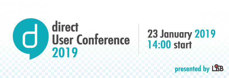 direct User Conference 2019